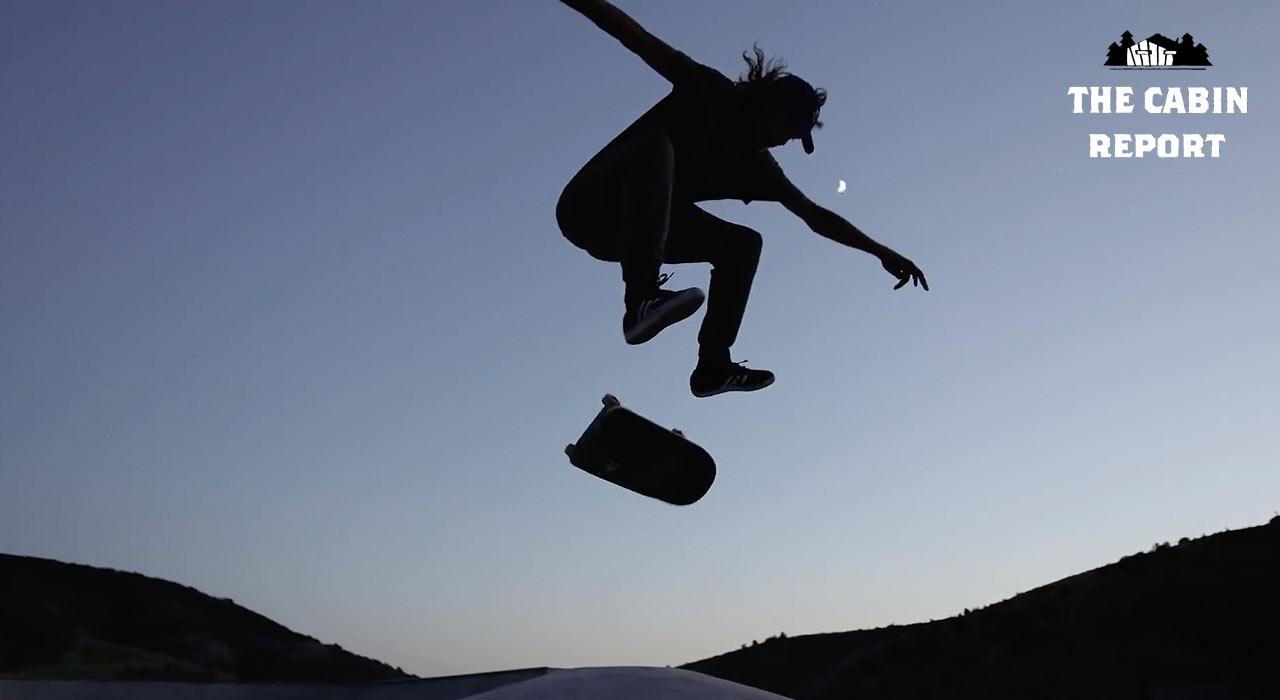Sundown-Sessions im eigenen Skatepark –Besser wird's nicht mehr