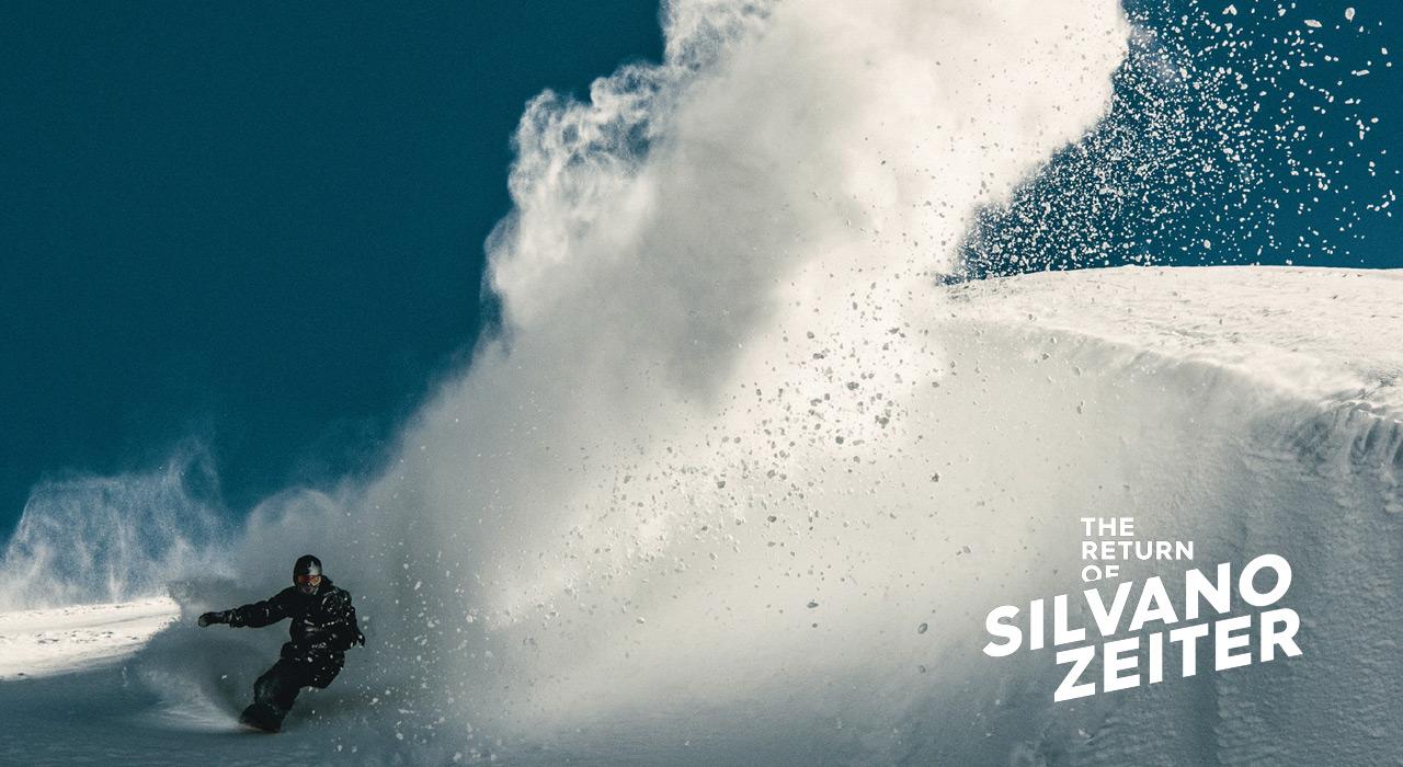 Dieses Foto von Levi Luggen war als Titellbild für Prime Snowboarding gesetzt, bis Silvanos Festplatte den Geist aufgab. Diese Ablichtung ist die maximale Druckgröße der Voransicht, die überlebte |©Silvano Zeiter