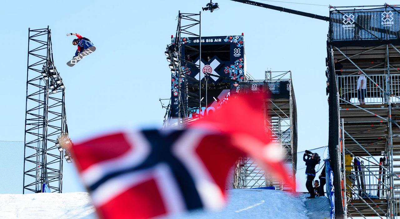 Sven Thorgren hat sich nach einer schweren Verletzung, die ihn die X Games in Aspen und die Olympischen Spiele kostete, wieder erholt. In Norwegen konnte er sich aber nicht für die Finals qualifizieren |©X Games/Brett Wilhelm