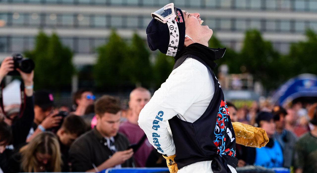 Marcus Kleveland ist fast immer ein Anwärter auf einen Podiumsplatz, musste den ersten Platz in Norwegen jedoch dem World Rookie-Finalisten Takeru überlassen. Diesmal |©X Games/Brett Wilhelm