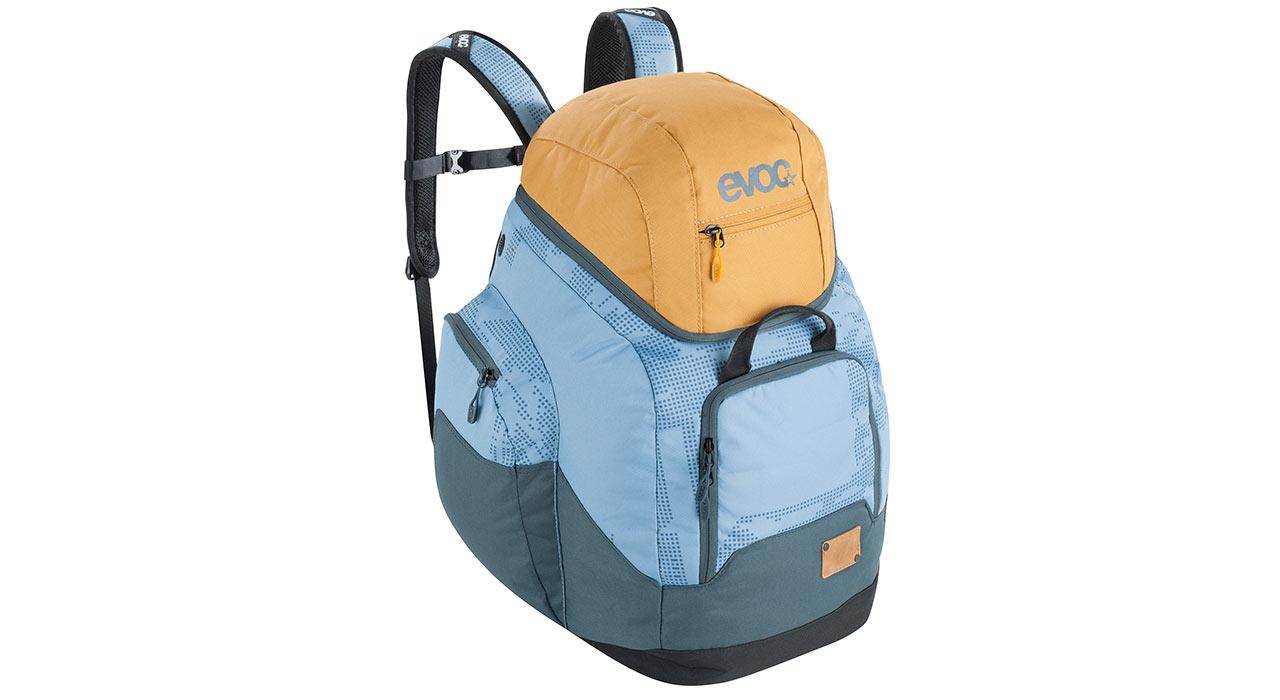 Boot Helmet Backpack |©Evoc