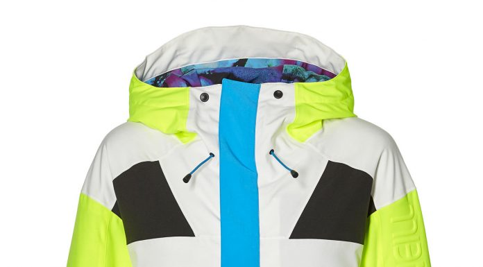 Frozen Wave Anorak (Men) | © O'Neill