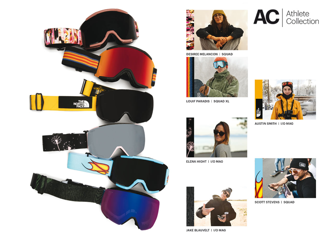 Athlete Collection |©Smith