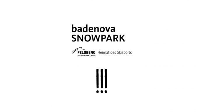 Kompromiss gefunden: Snowpark Feldberg bleibt erhalten!