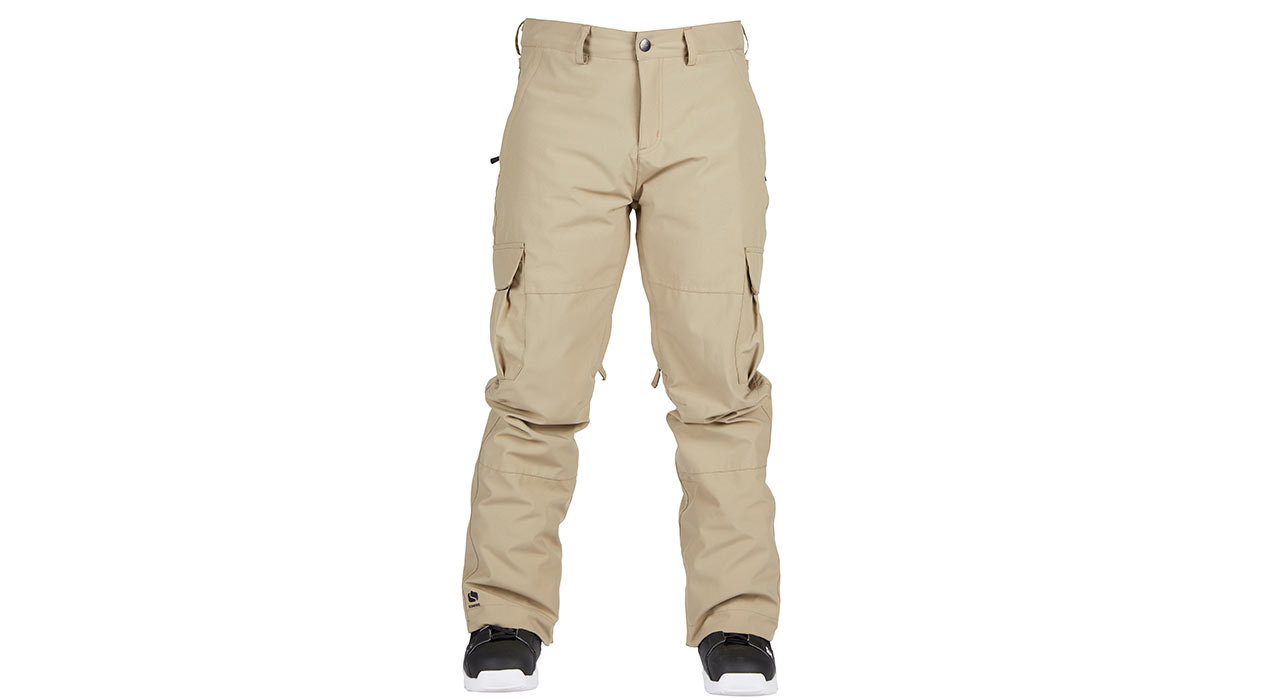 Tactical Pant (Khaki) | © Bonfire Outerwear