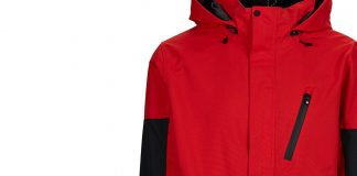 Strata Jacket |©Bonfire Outerwear