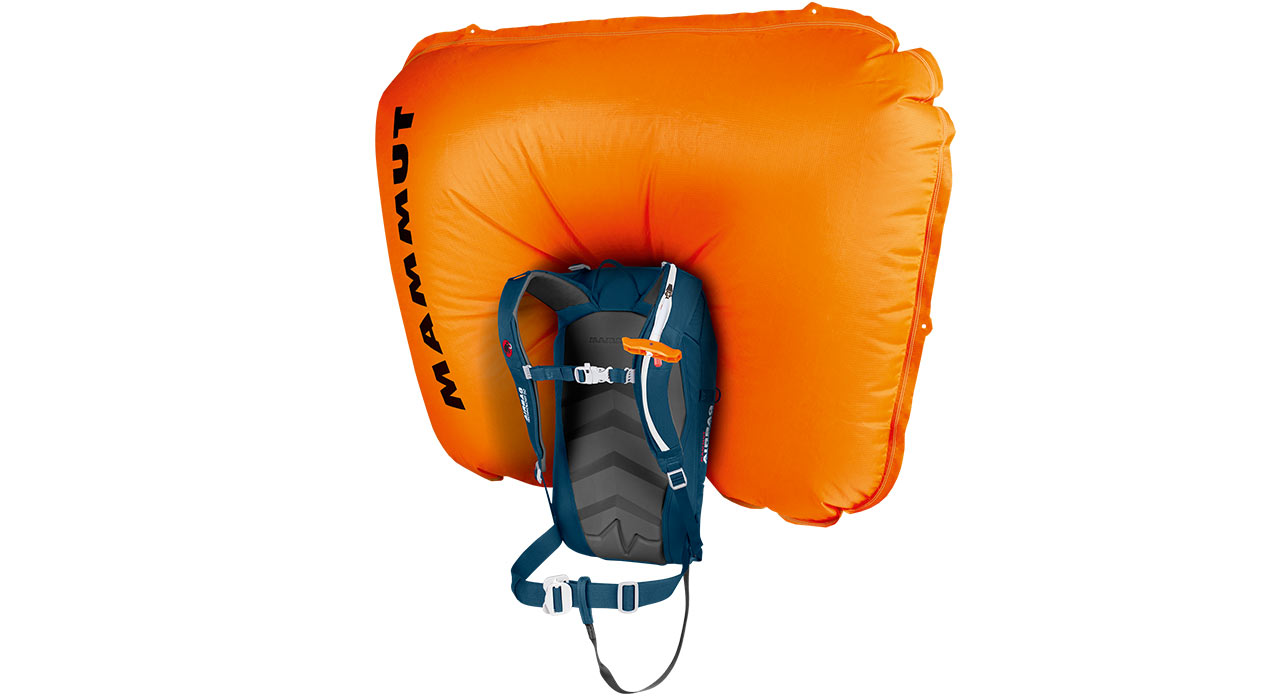 Rocker Removable Airbag 3.0 | © Mammut