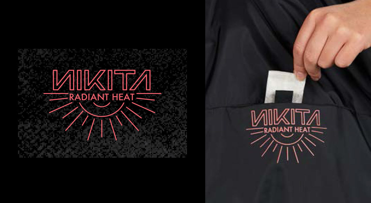 Radiant Heat: Für besonders kalte Tage |©Nikita Clothing