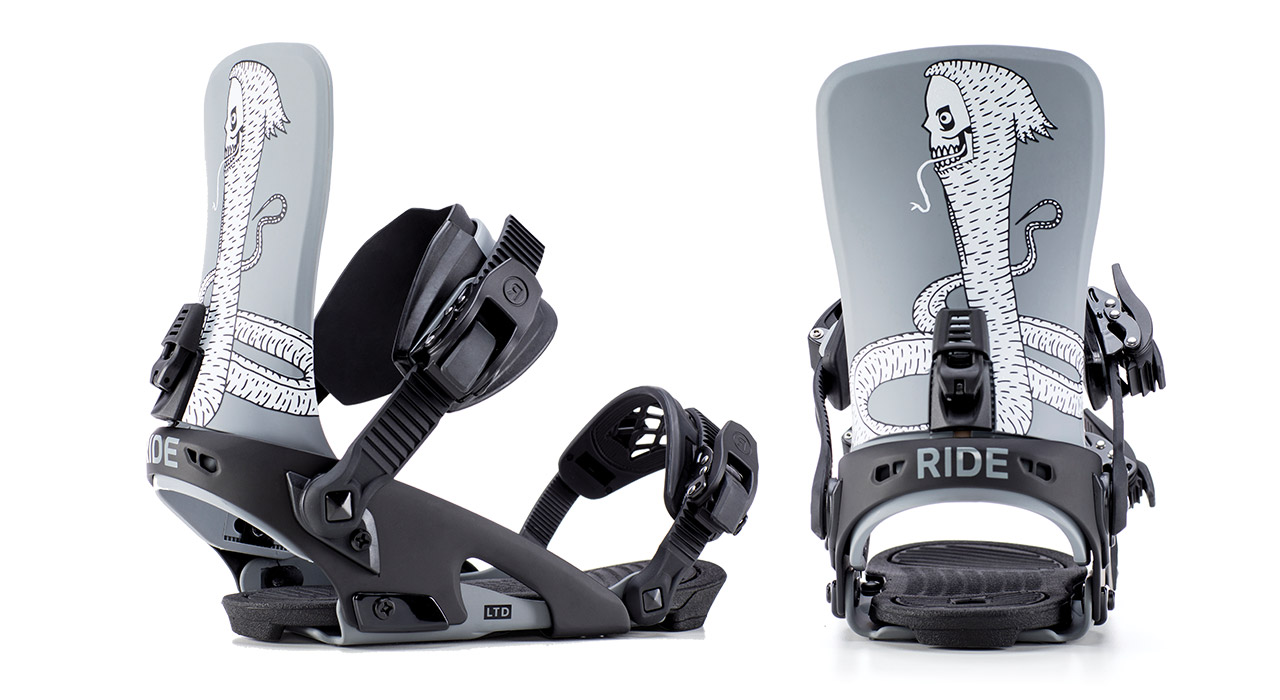 Ride's aktuelle LTD | © Ride Snowboards