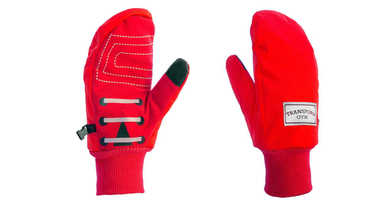 "The K.O. Mitten ""Boxing"" 