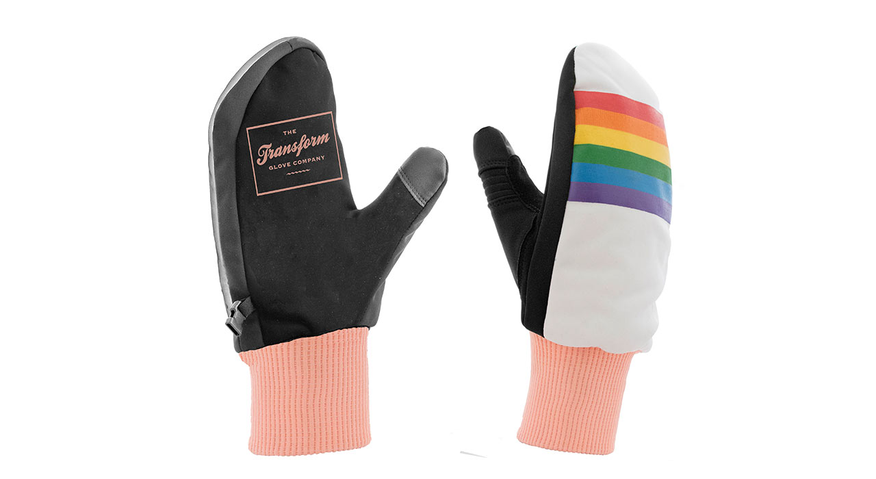 "The K.O. Mitt ""Rainbow"" 