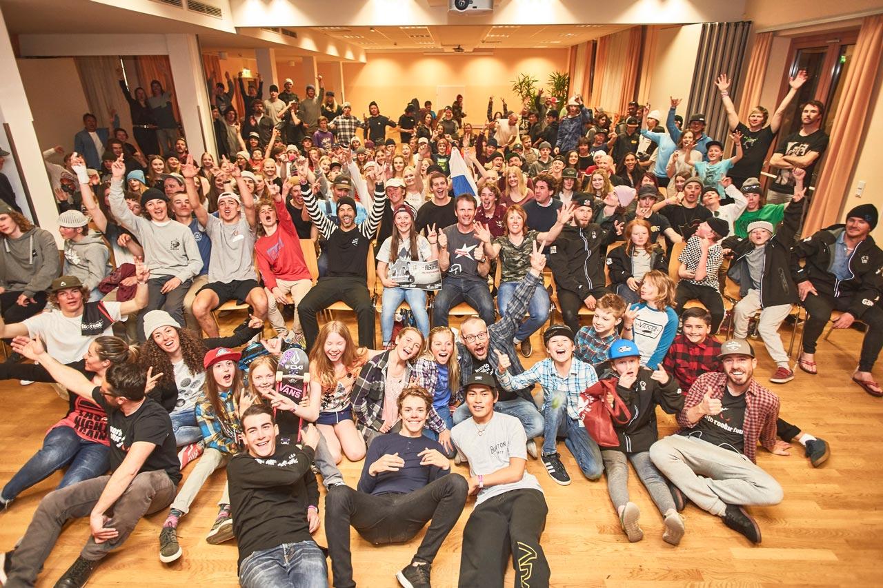 Die World Rookie Tour ist die ideale Plattform für junge Talente auf sich aufmerksam zu machen |©World Rookie Tour/Gustav Ohlsson