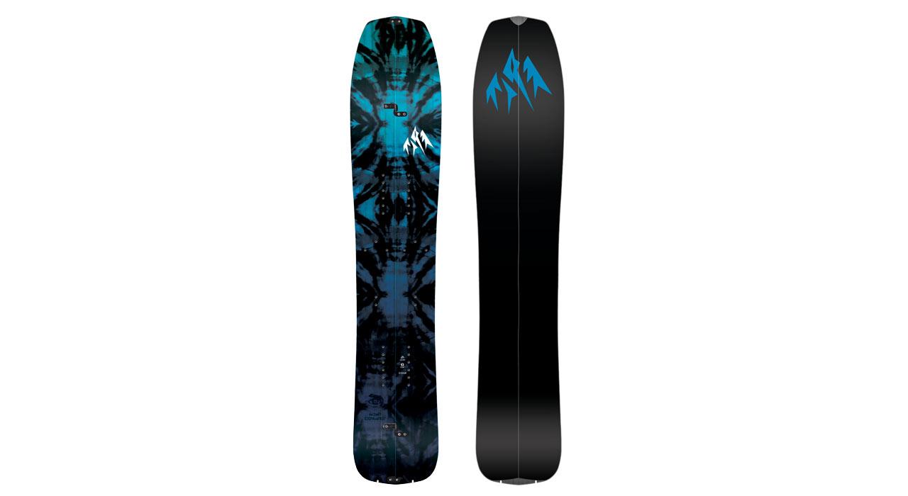 Mind Expander Split |©Jones Snowboards