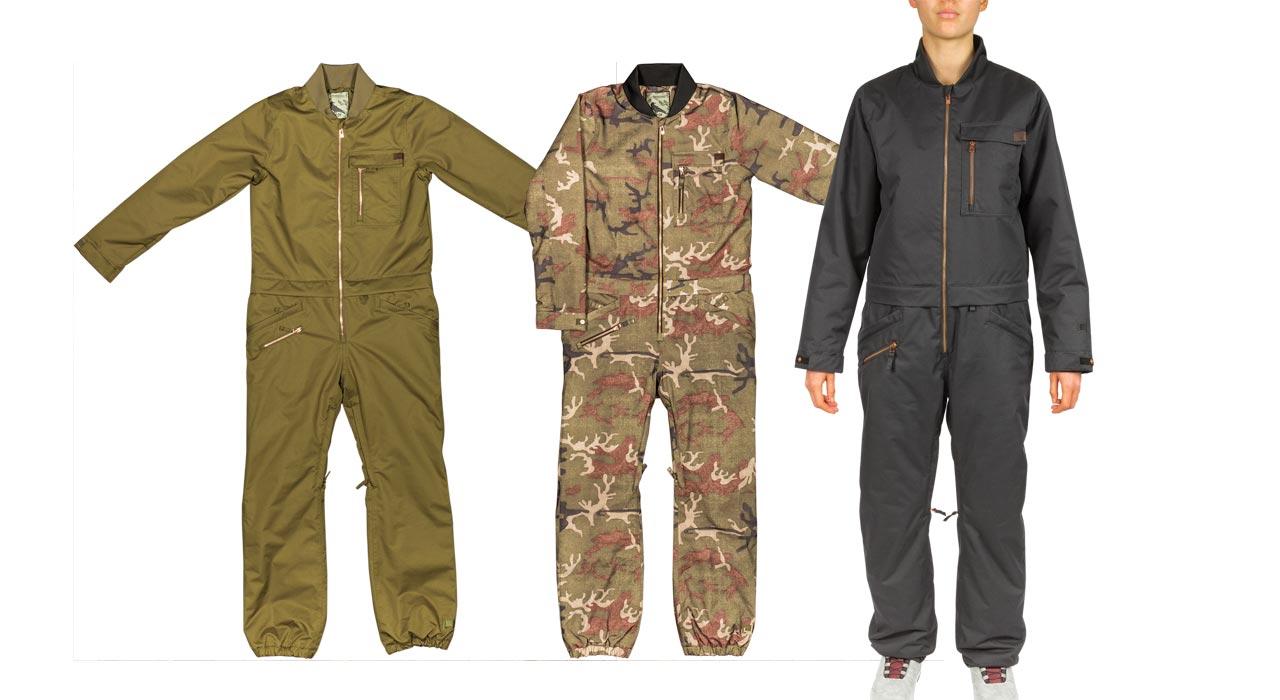Helldiver, Military, Vintage Camo, Black |©L1 Premium Goods