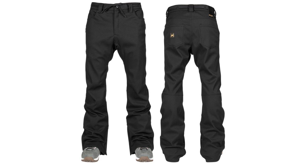 Skinny Twill, Black |©L1 Premium Goods
