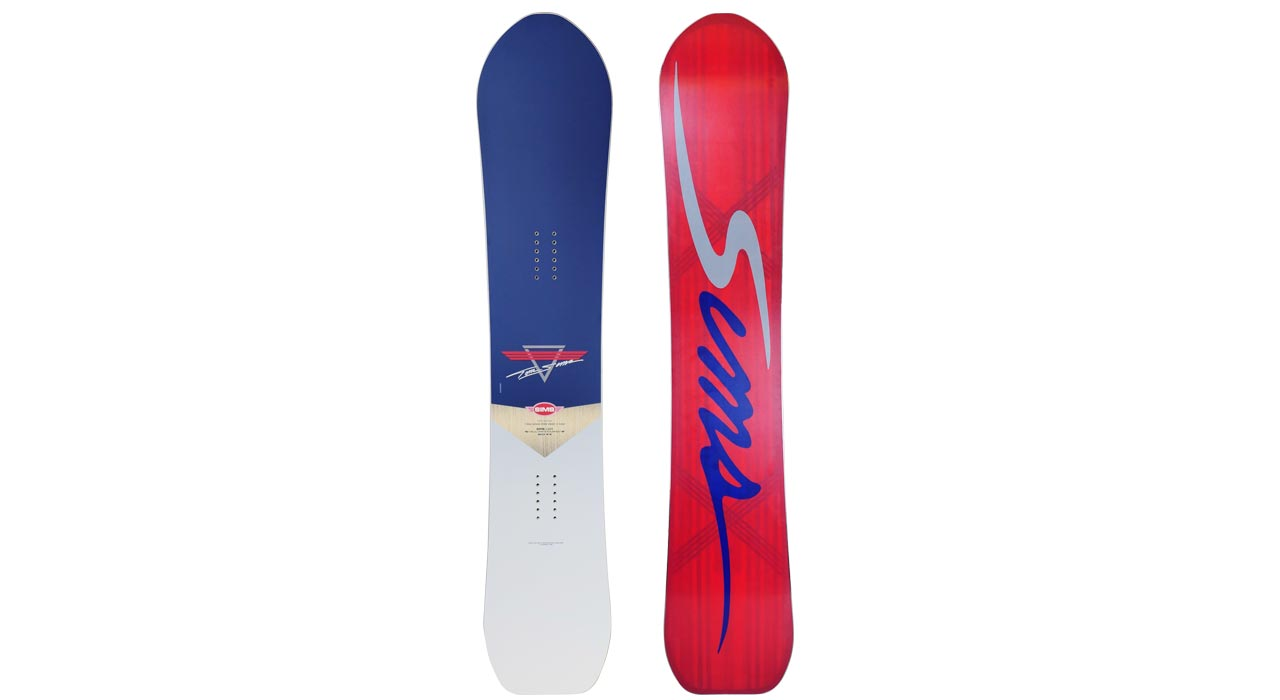 Tom Sims Pro |©Sims Snowboards