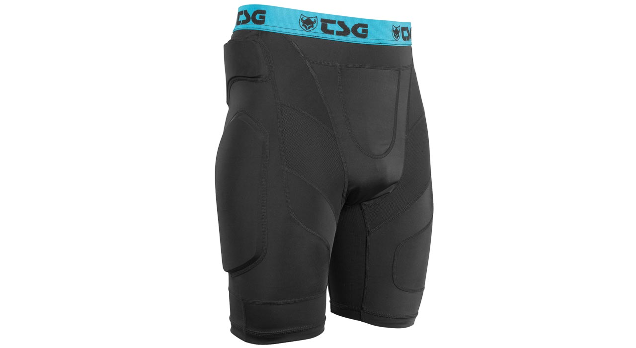 Crash Pant A Front | © TSG