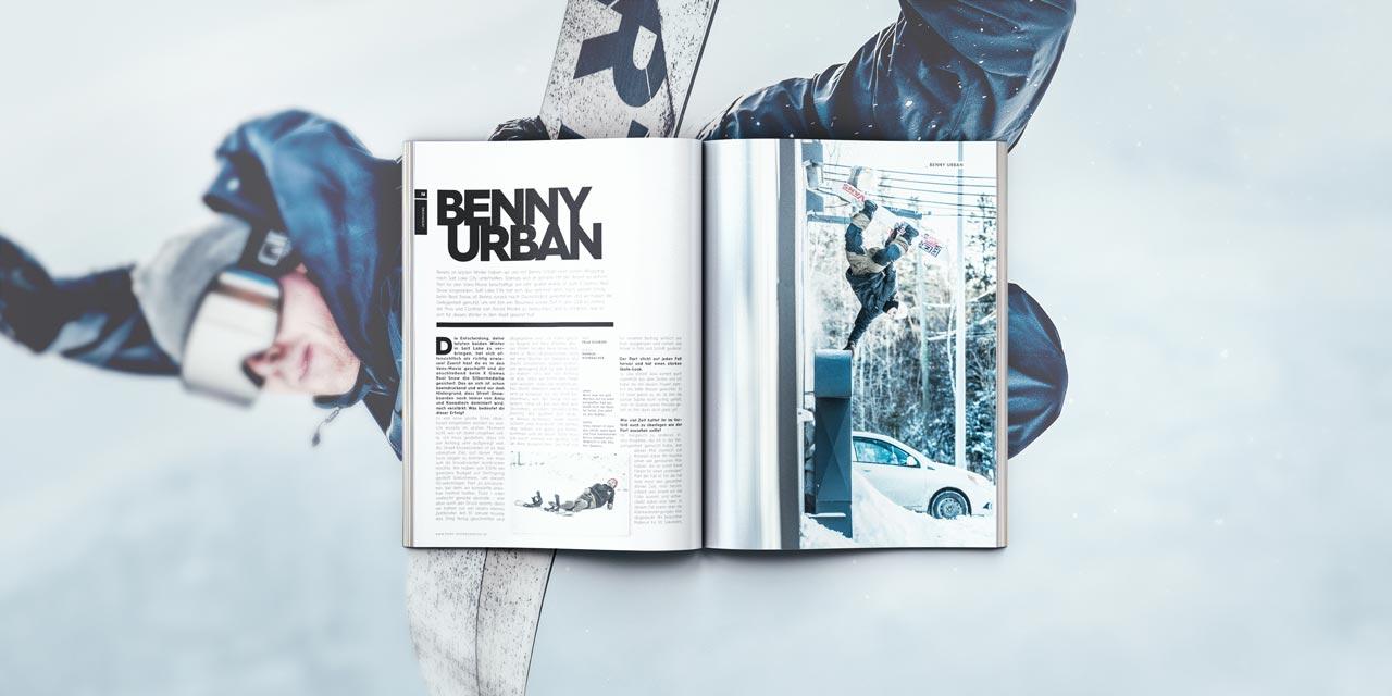 Benny Urban über X Games Real Snow, Salt Lake City und seine Rückkehr nach Deutschland