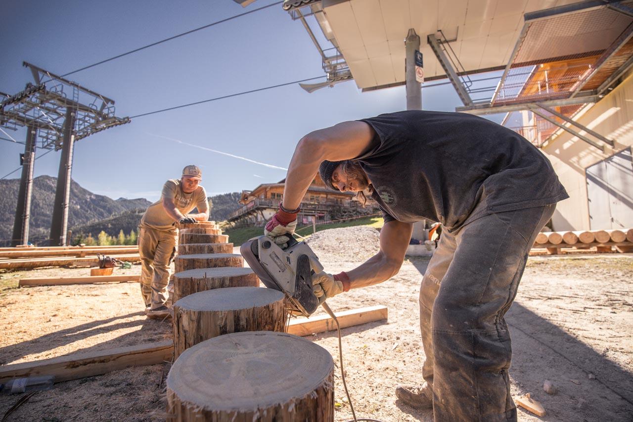 Maßarbeit beim Schleifen |© Deniz Janezic