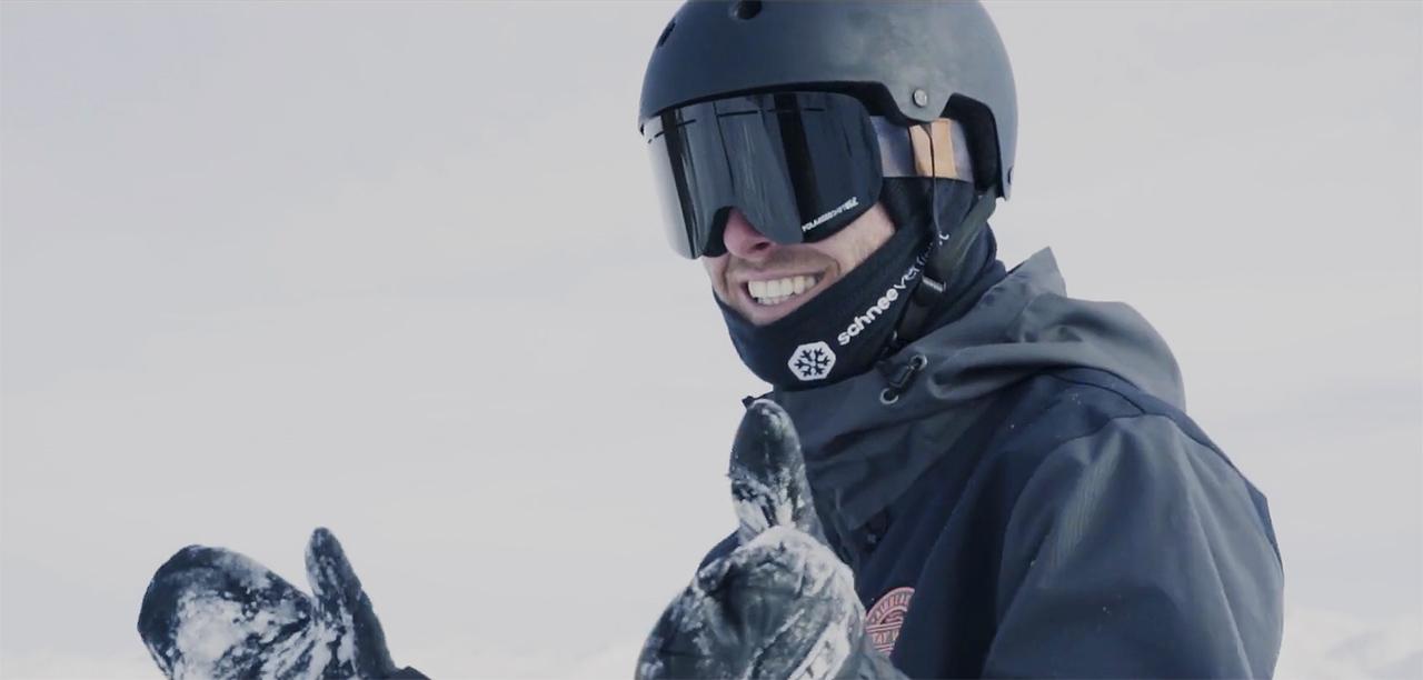 Prime Snowboarding Basti Glock