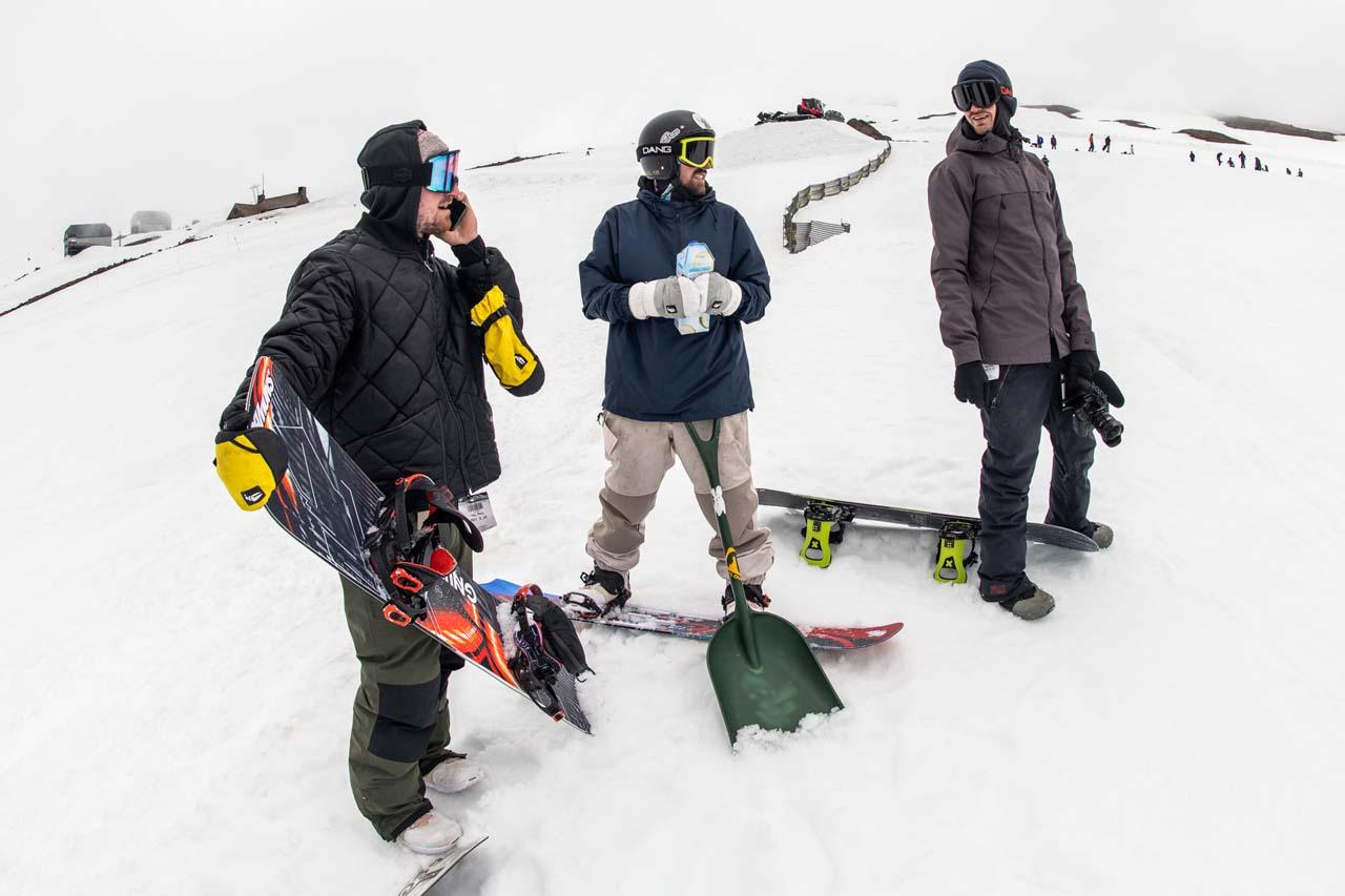 Sean Lucey, Max Warbington, Dave Marx |©Bent Metal/Tim Zimmerman