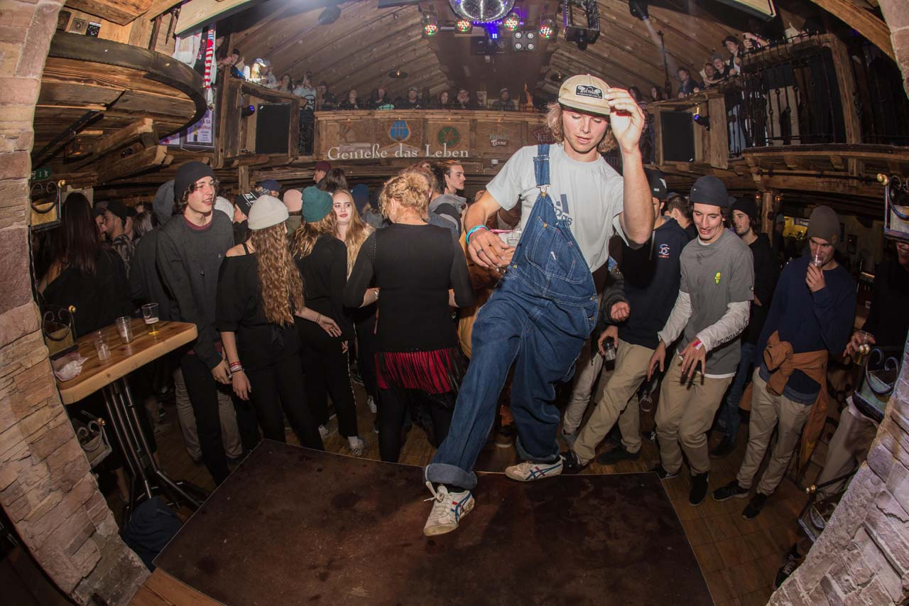 Party in der Hohenhaus Tenne |©MonEpic