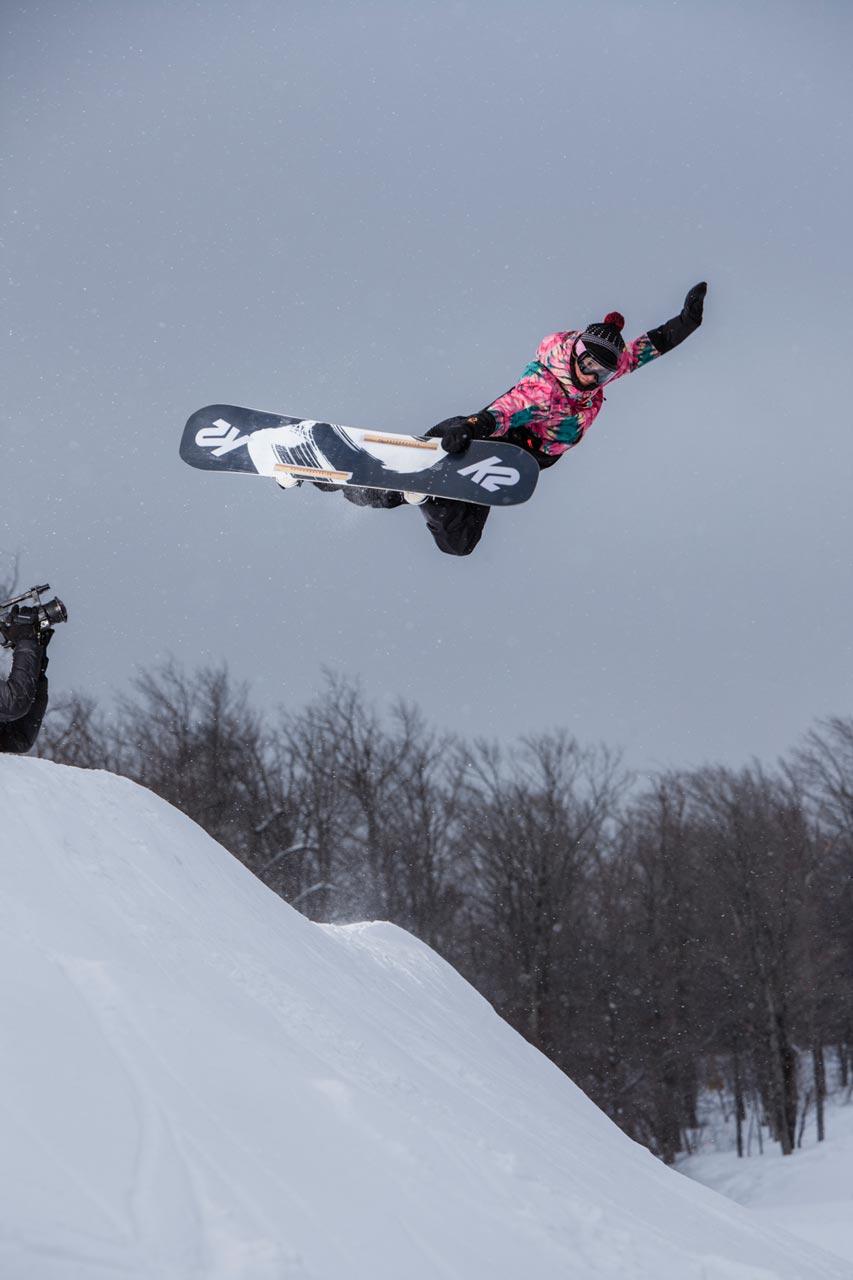 Melissa Riitano |©K2 Snowboarding