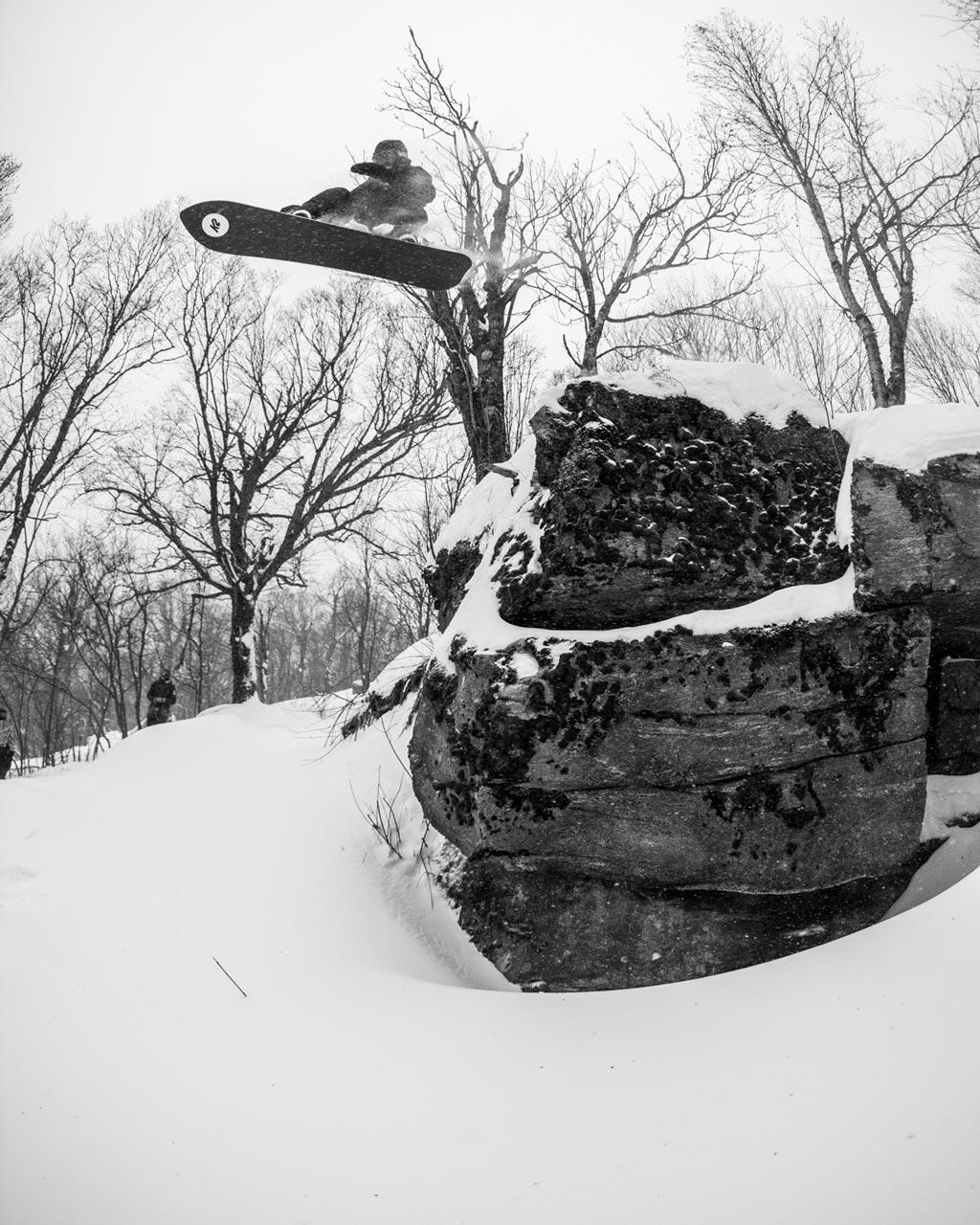 Nick Erickson |K2 Snowboarding
