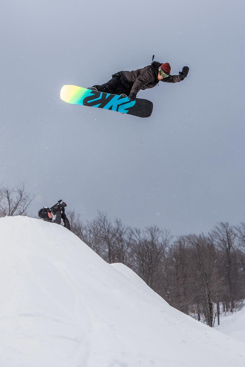 Parker Szumowski |©K2 Snowboarding