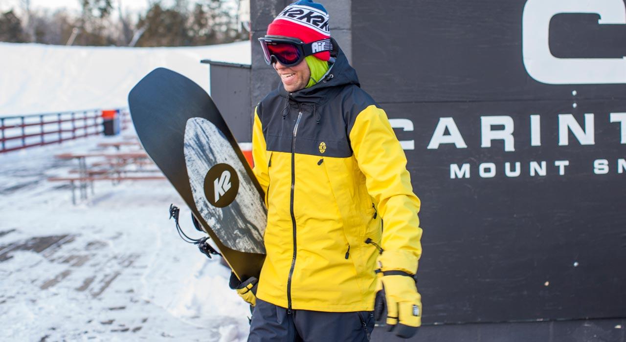 Tim Eddy |©K2 Snowboarding