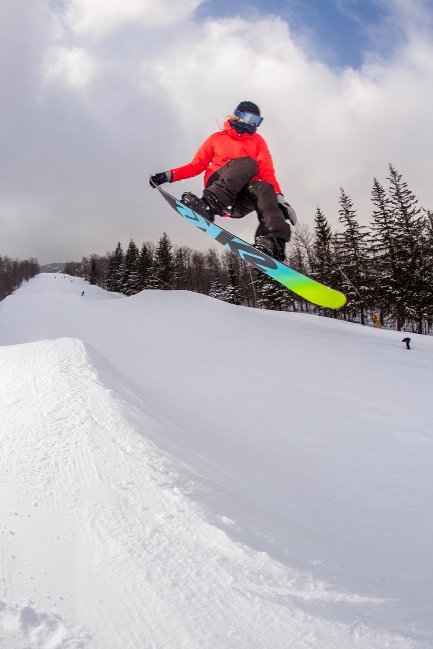 Zoe Kalapos |©K2 Snowboarding