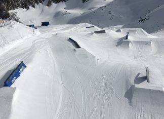 Snowpark Kitzsteinhorn –Bereit fürs Saison-Finale!