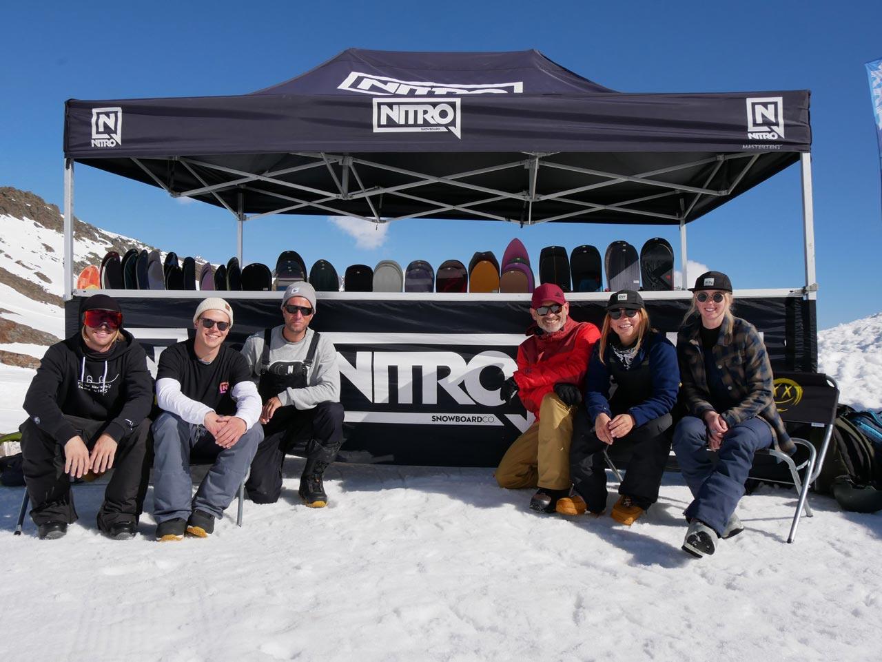 Das Nitro-Team ist ready! Und ihr? |©Nitro