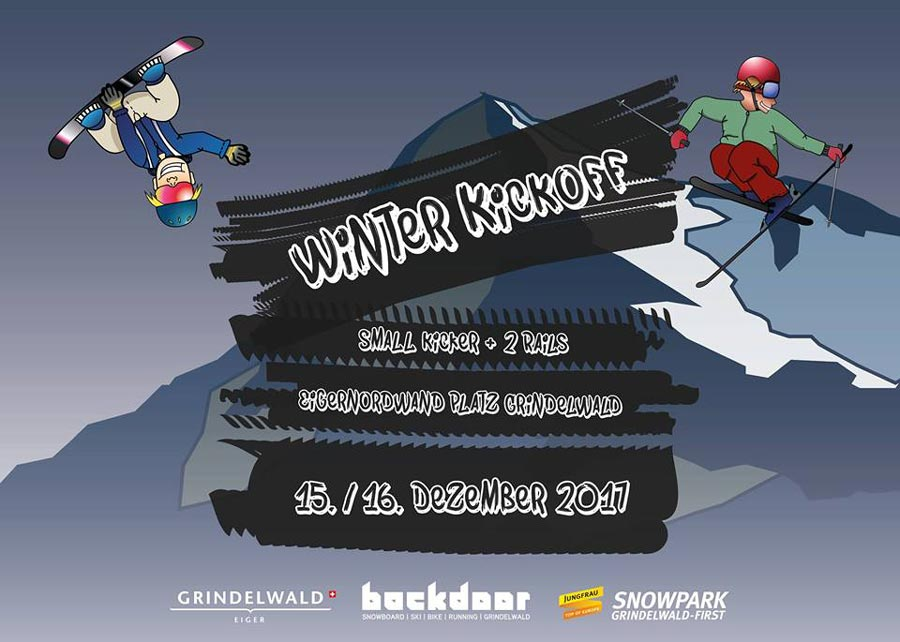Season Kick-off in Grindelwald-First