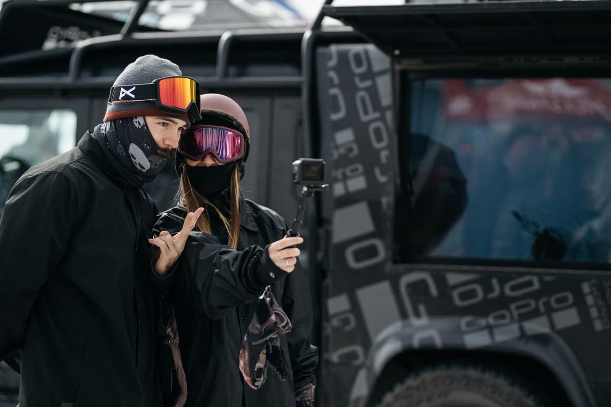 Der GoPro Contest war ein Publikums-Magnet |©Steffen Vollert