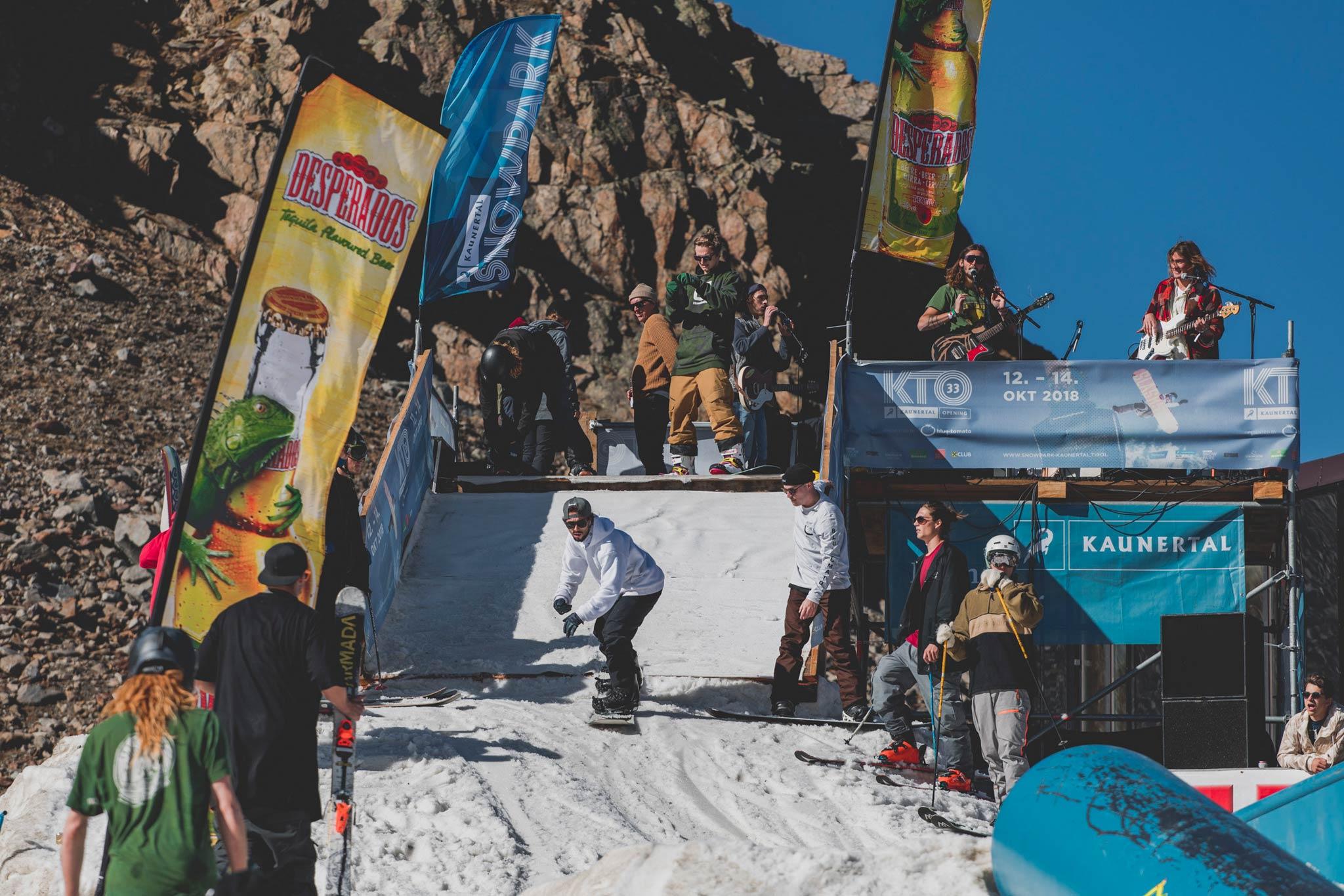Gletscher Openings 2019 zum Saisonstart