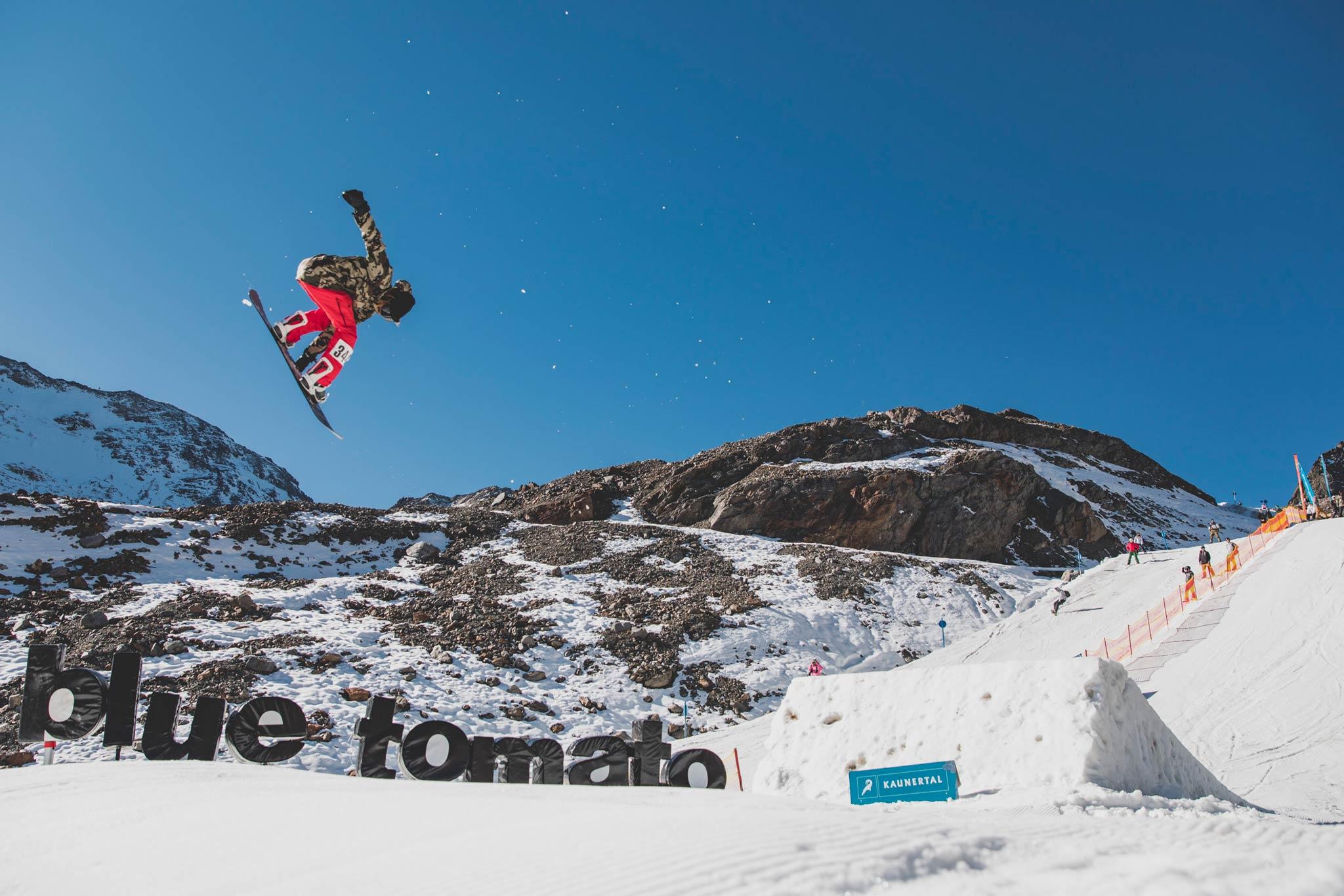 Kaunertal Opening 2018 Pro Contest - Foto: Felix Pirker