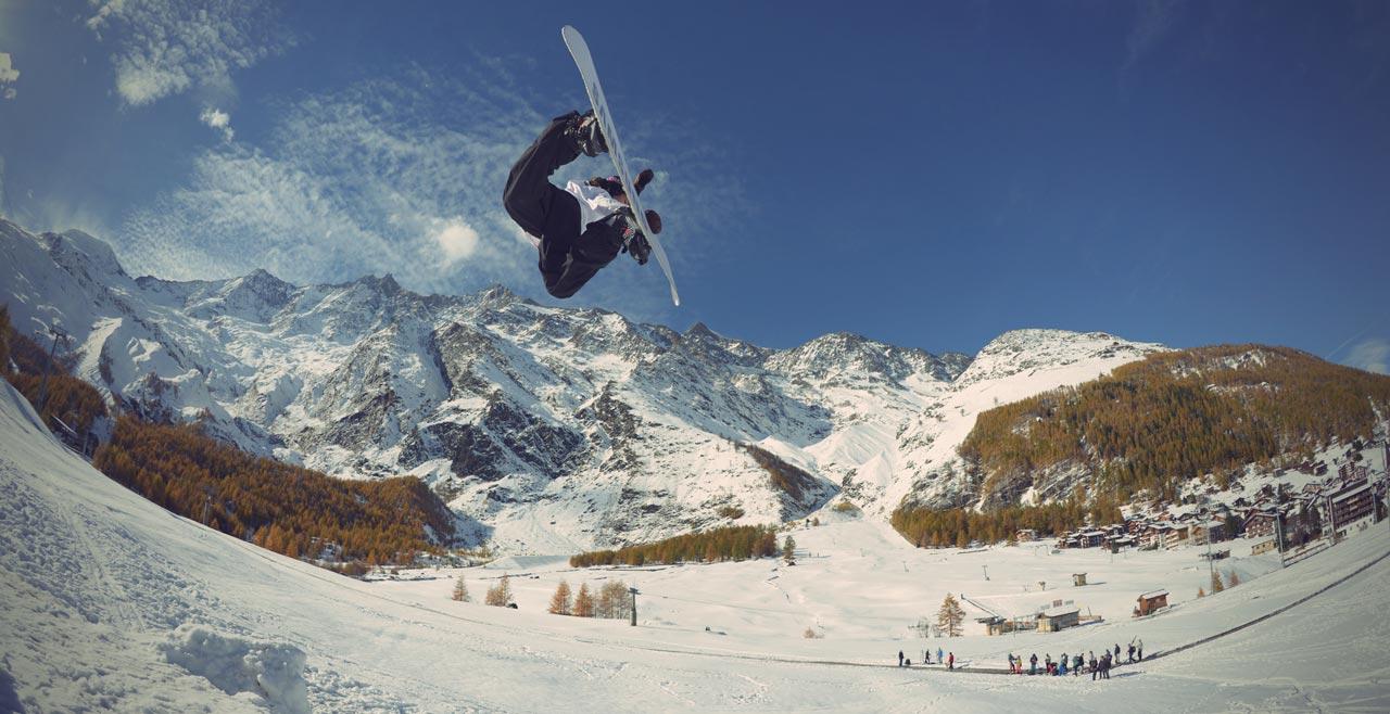David hat nicht nur die technischen Tricks im Repertoire, sondern auch einen beachtlichen Backside Air |©TSG/Peter Rauch