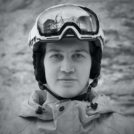 David Hablützel ist der jüngste Zuwachs im TSG-Team |©Peter Rauch