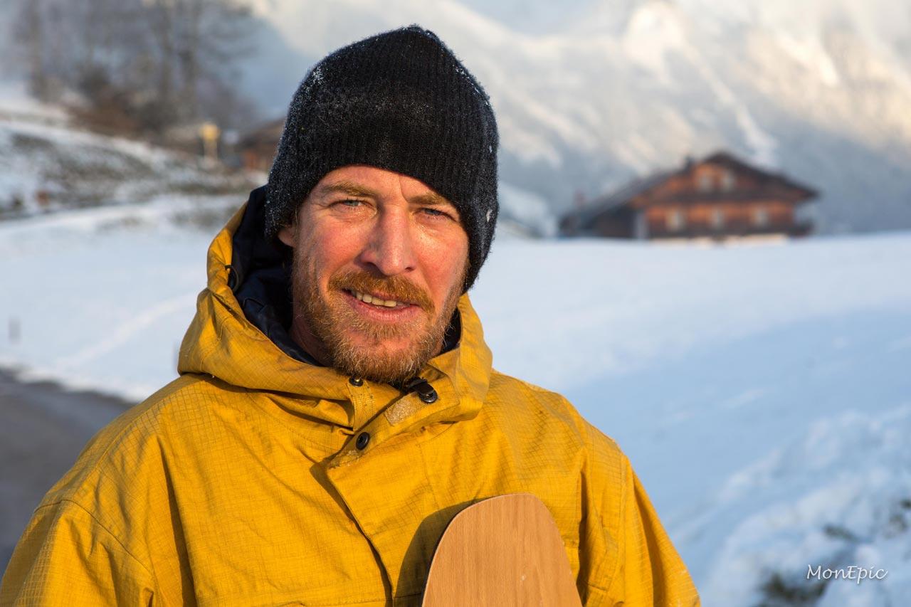 Steve Gruber ist jetzt offizielles K2-Mitglied |©Andreas Monsberger