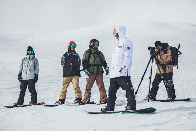 Le Gang | © Shred/Luca Crivelli