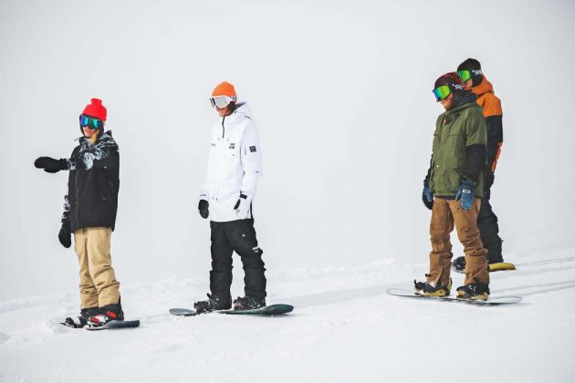 Le Gang 2 | © Shred/Luca Crivelli