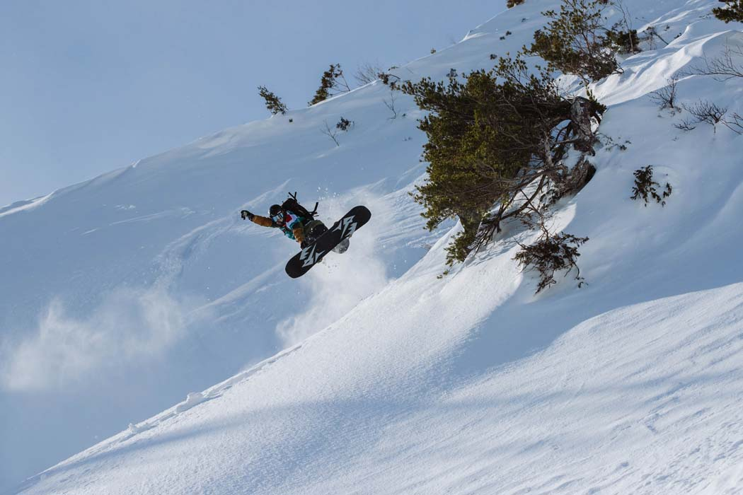 © Freeride World Tour/J.Bernard