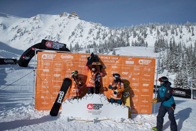 Snowboard Women |@freerideworldtour/©JBERNARD