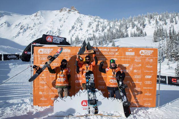 Snowboard Men | @freerideworldtour/©JBERNARD