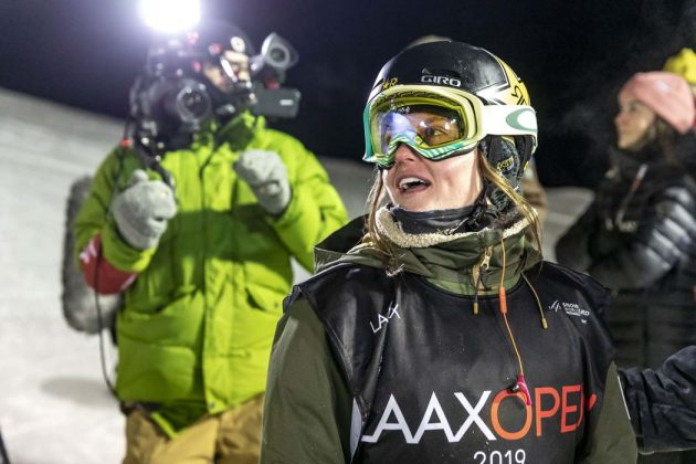 Arielle Gold | LAAX Open 2019
