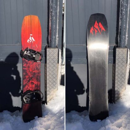 Jones Snowboards: Mind Expander 159, Now Bindings: Select Pro
