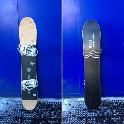 West Snowboarding: Cptn. Achab 163