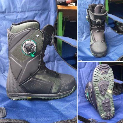 K2 Snowboards: Holgate