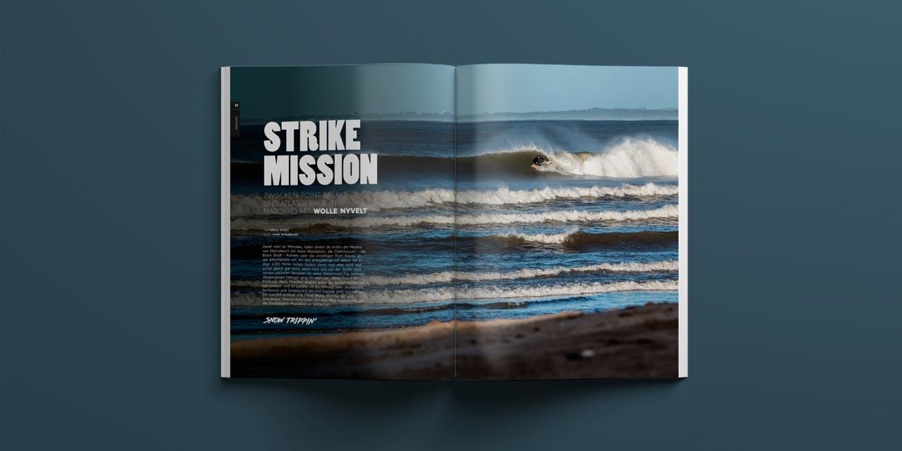Prime Snowboarding Magazine #19: Wolle Nyvelt